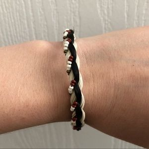 Jewelry - Braided Horsehair Bracelet.